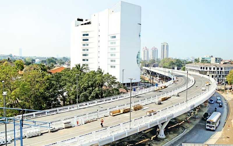 chatter.lkrajagiriya-flyover-declared-open-by-president-and-pm