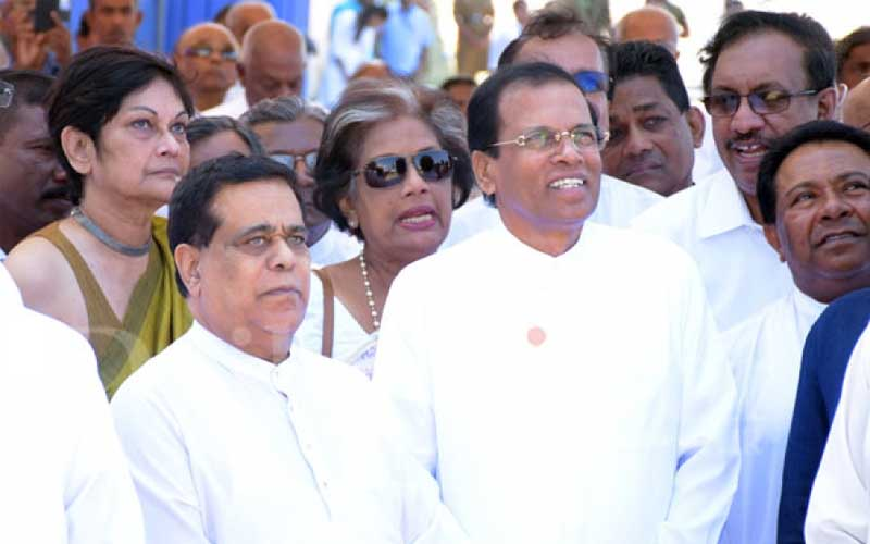 chatter.lkpresident-writes-to-speaker-seeking-opinion-on-whether-nimal-siripala-can-be-appointed-prime-minister-without-majority