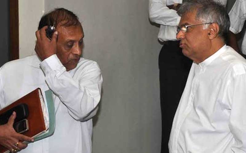 chatter.lkmaithri-ranil-karu-meet-to-discuss-prevalent-political-atmosphere
