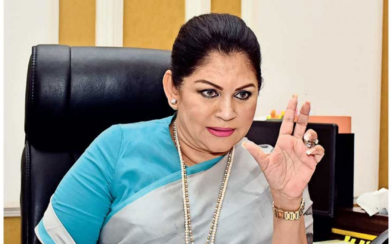 chatter.lkrosy-senanayake-officially-becomes-the-mayoress-of-colombo-gazette-issued-by-elections-commission